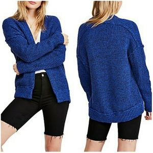 NWT FREE PEOPLE | High Hopes Cardigan Sweater